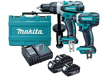 Фото Набор инструментов MakitaDLX2145X1