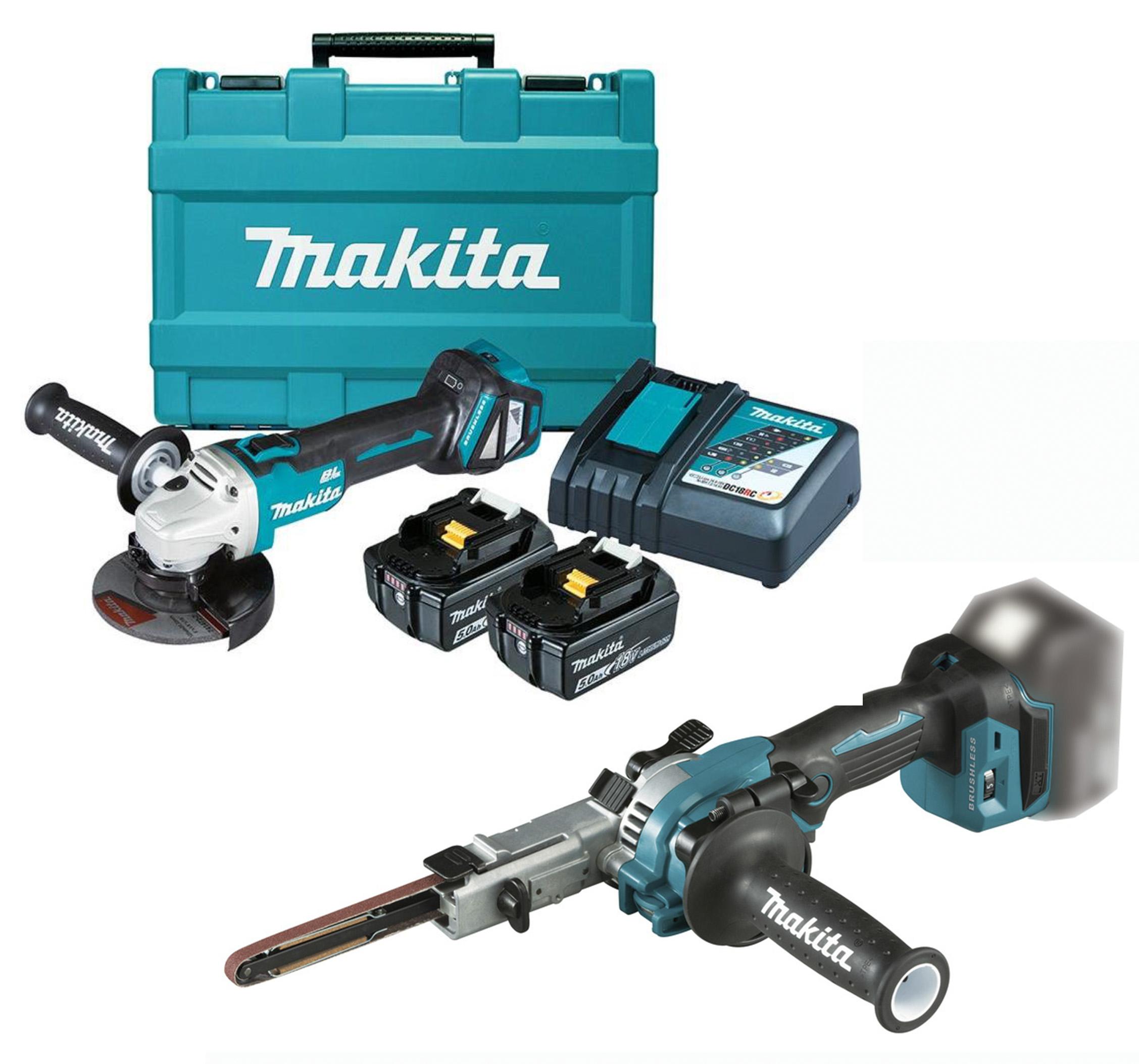 Фото Набор инструментов Makita SET-DBS180
