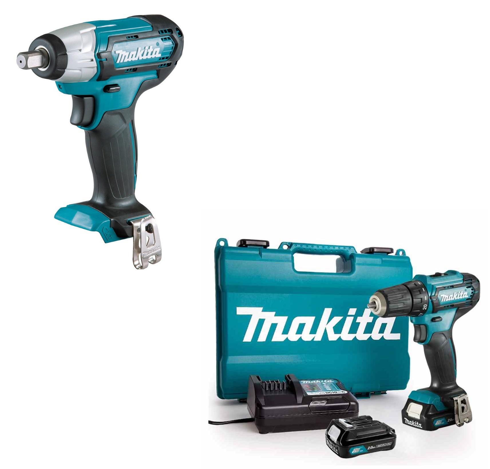 Фото Набор инструментов Makita SET-TW140