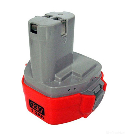 Аккумулятор для шуруповерта «Макита» никель-кадмиевого типа