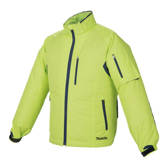 Фото Аккумуляторная куртка с вентиляцией Makita LXT/CXT, 10,8-18В (M) DFJ212ZM