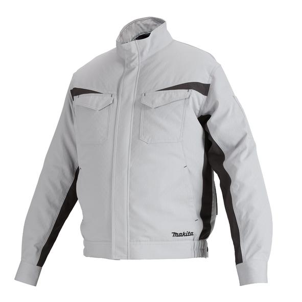 Фото Аккумуляторная куртка с вентиляцией Makita LXT/CXT, 10,8-18В (M) DFJ213ZM