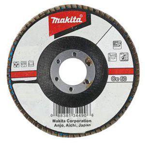 Фото Лепестковый шлифовальный диск Makita D-28503