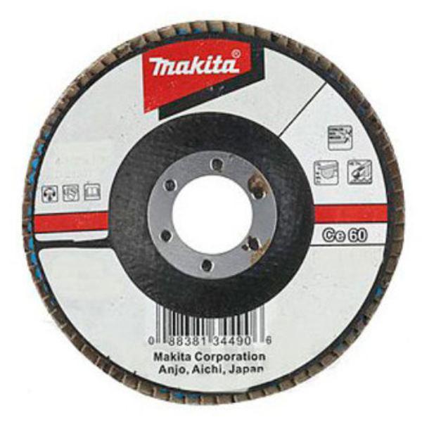 Фото Лепестковый шлифовальный диск Makita D-28329