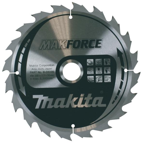 Фото Пильный диск TCT MAKForce Makita B-08436