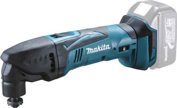 Фото Аккумуляторный многофункциональный инструмент Makita DTM50Z