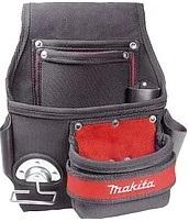 Фото Сумка на пояс, для инструментов Makita P-39774